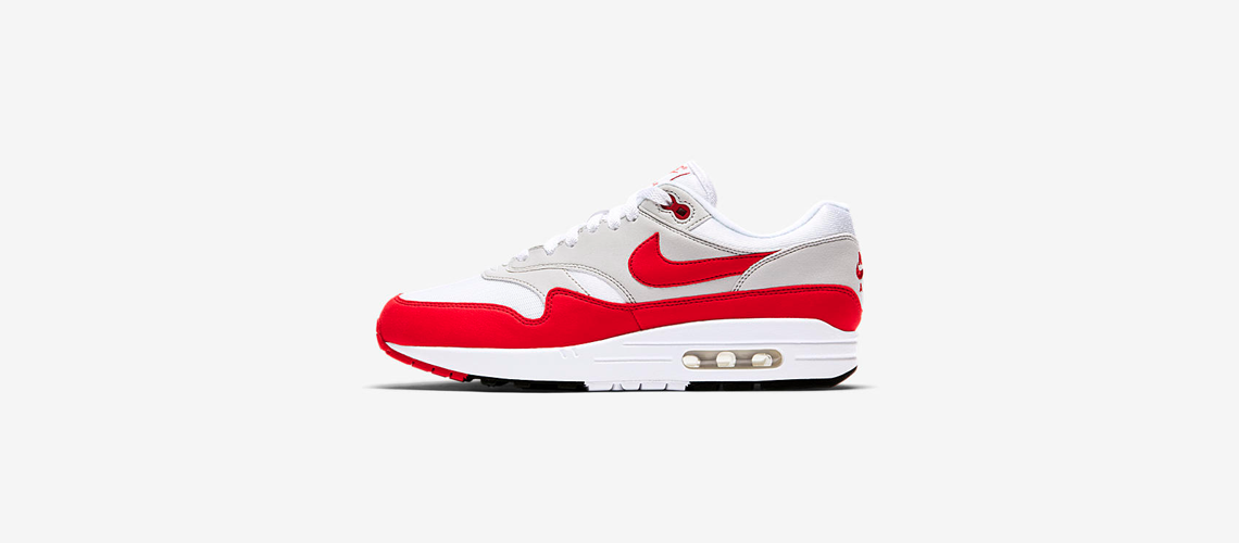 908375 103 Nike Air Max 1 Anniversary University Red