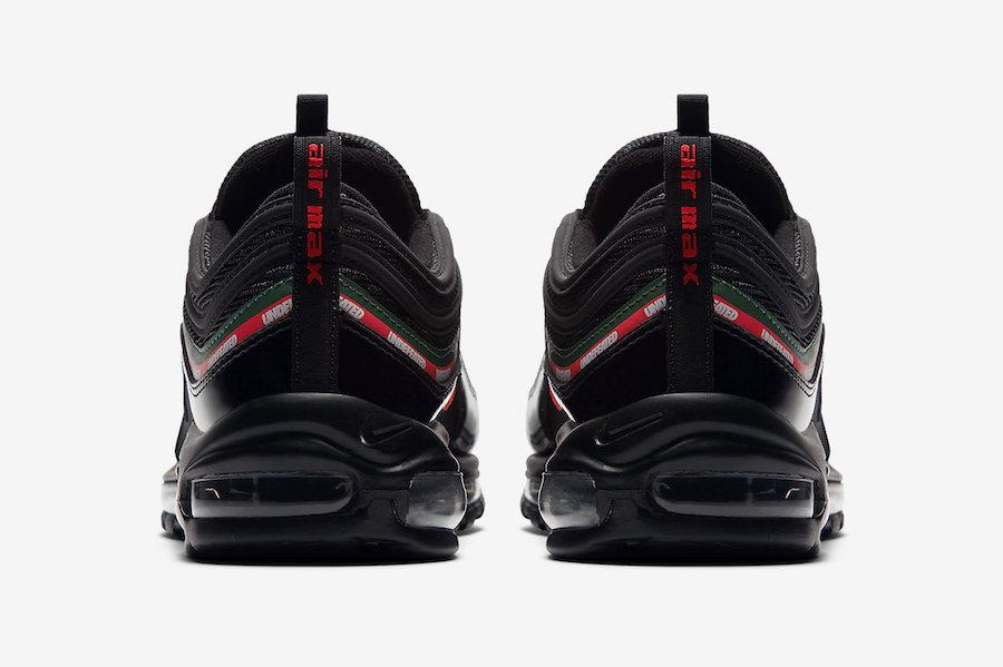 AJ1986 001 Undefeated x Nike Air Max 97 4