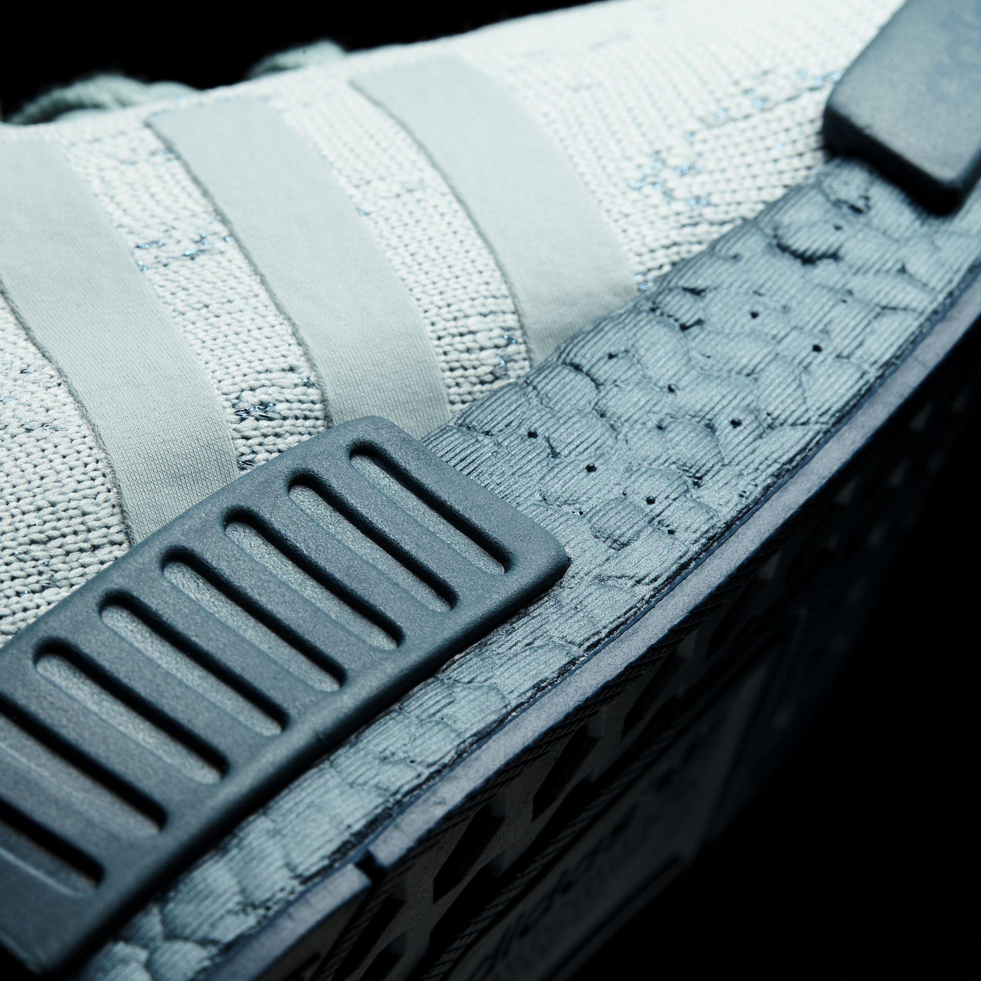 CG3601 adidas NMD R1 Primeknit Tactile Green 4