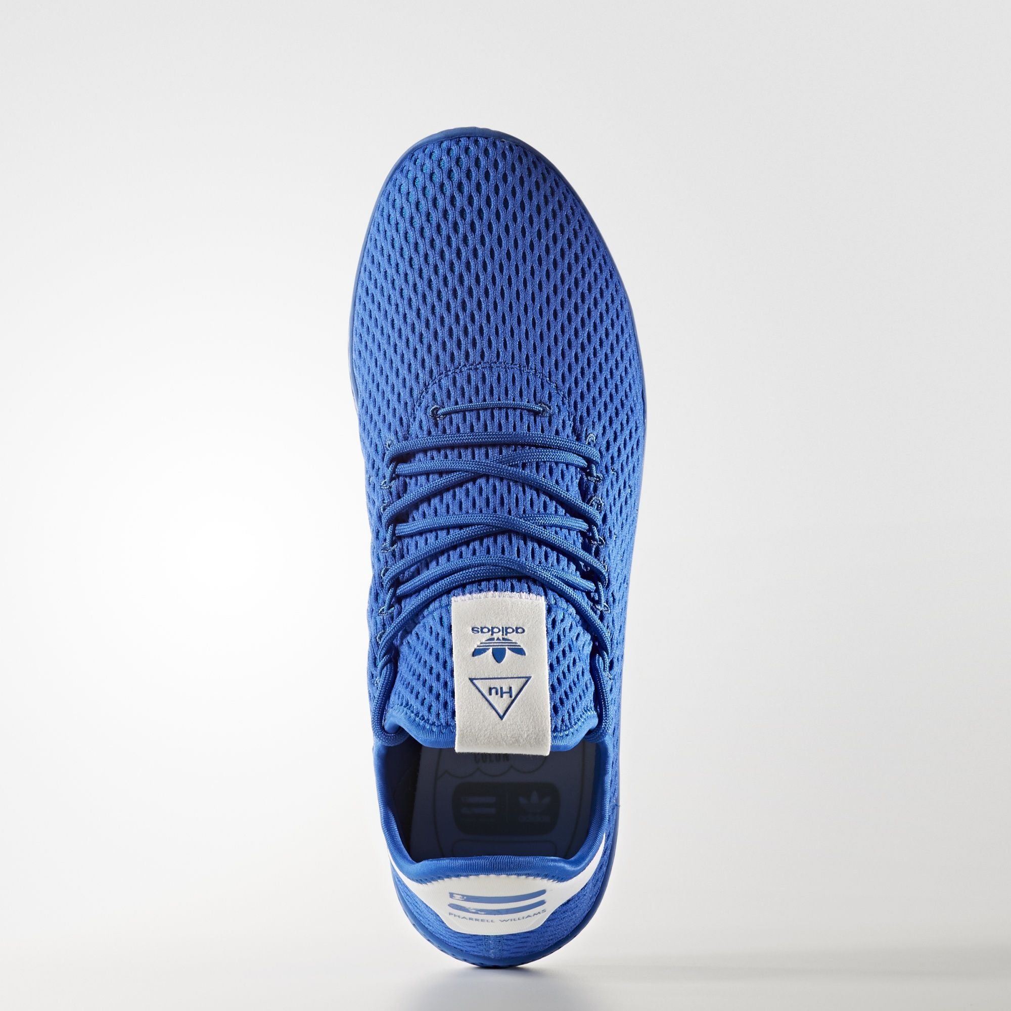 CP9766 Pharrell Williams x adidas Tennis HU Blue 1