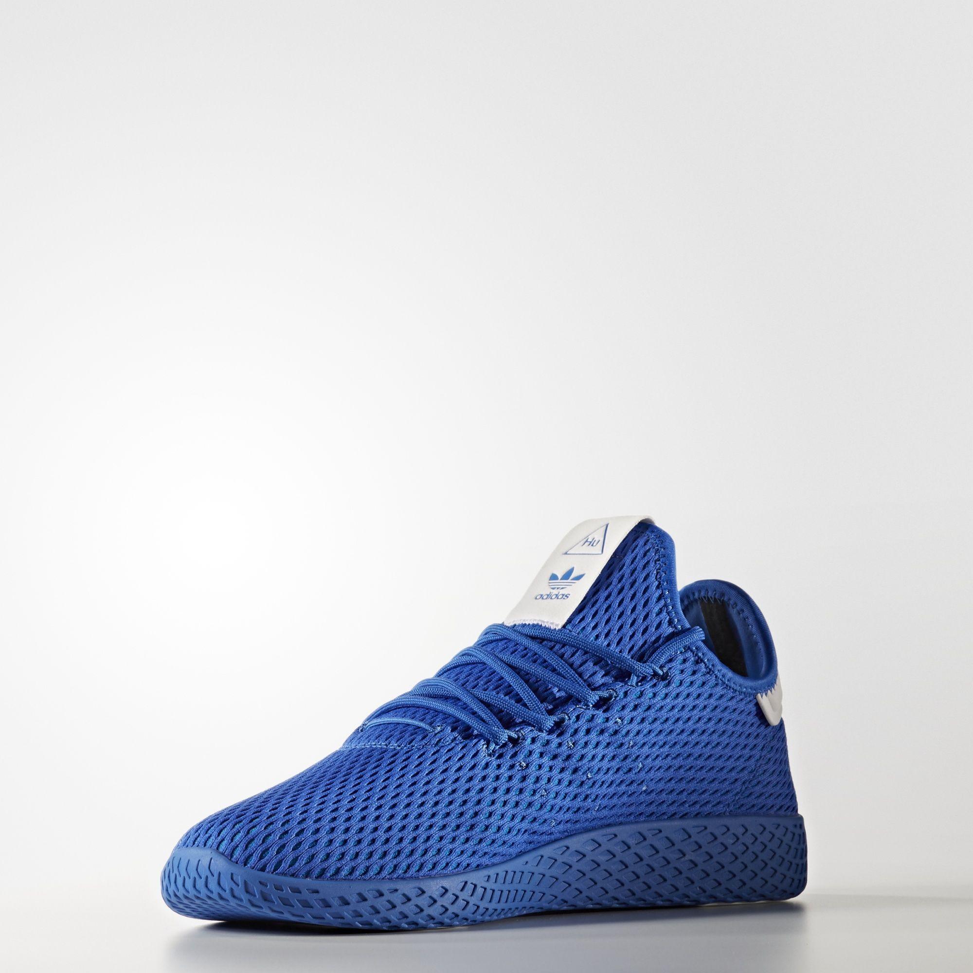 CP9766 Pharrell Williams x adidas Tennis HU Blue 2