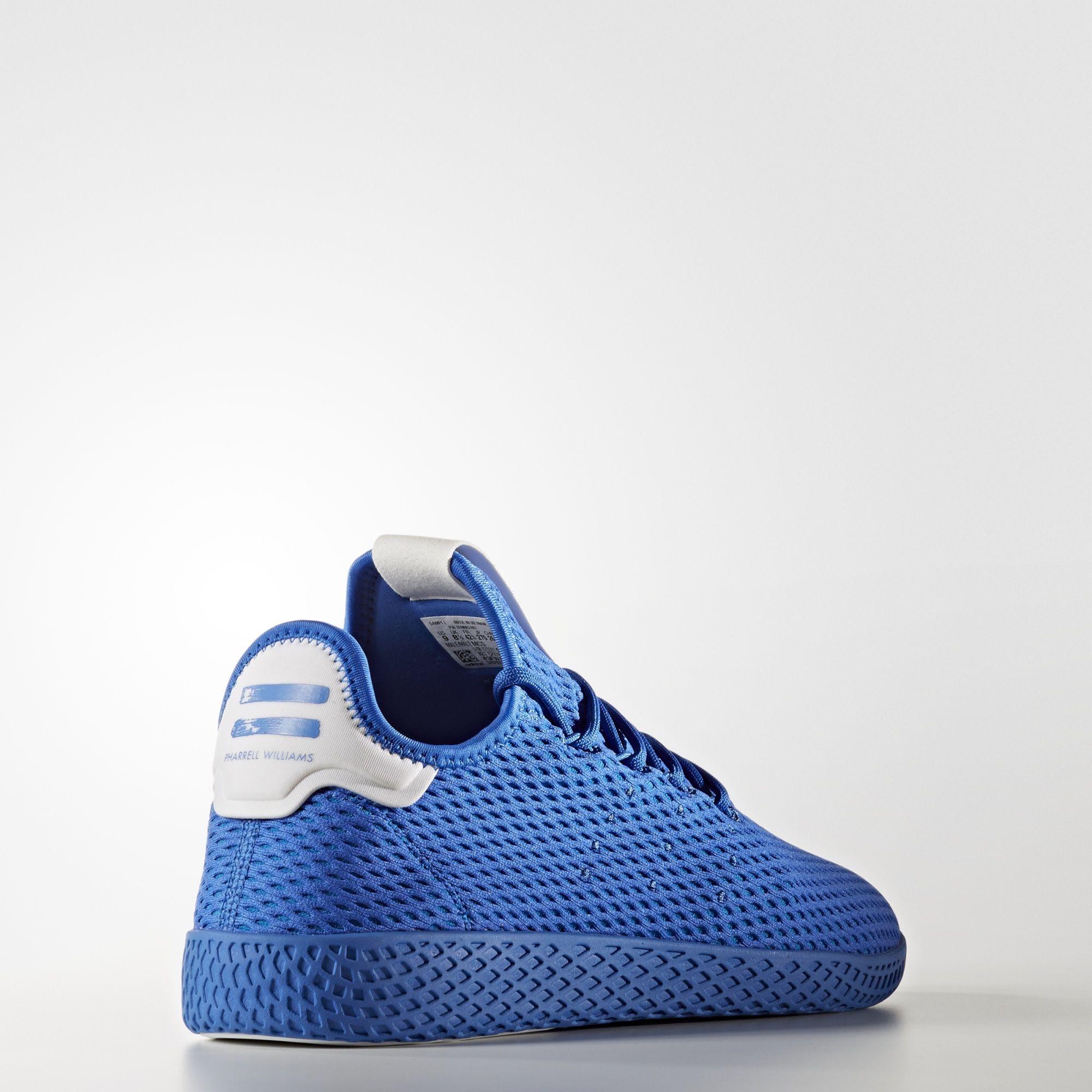 CP9766 Pharrell Williams x adidas Tennis HU Blue 3