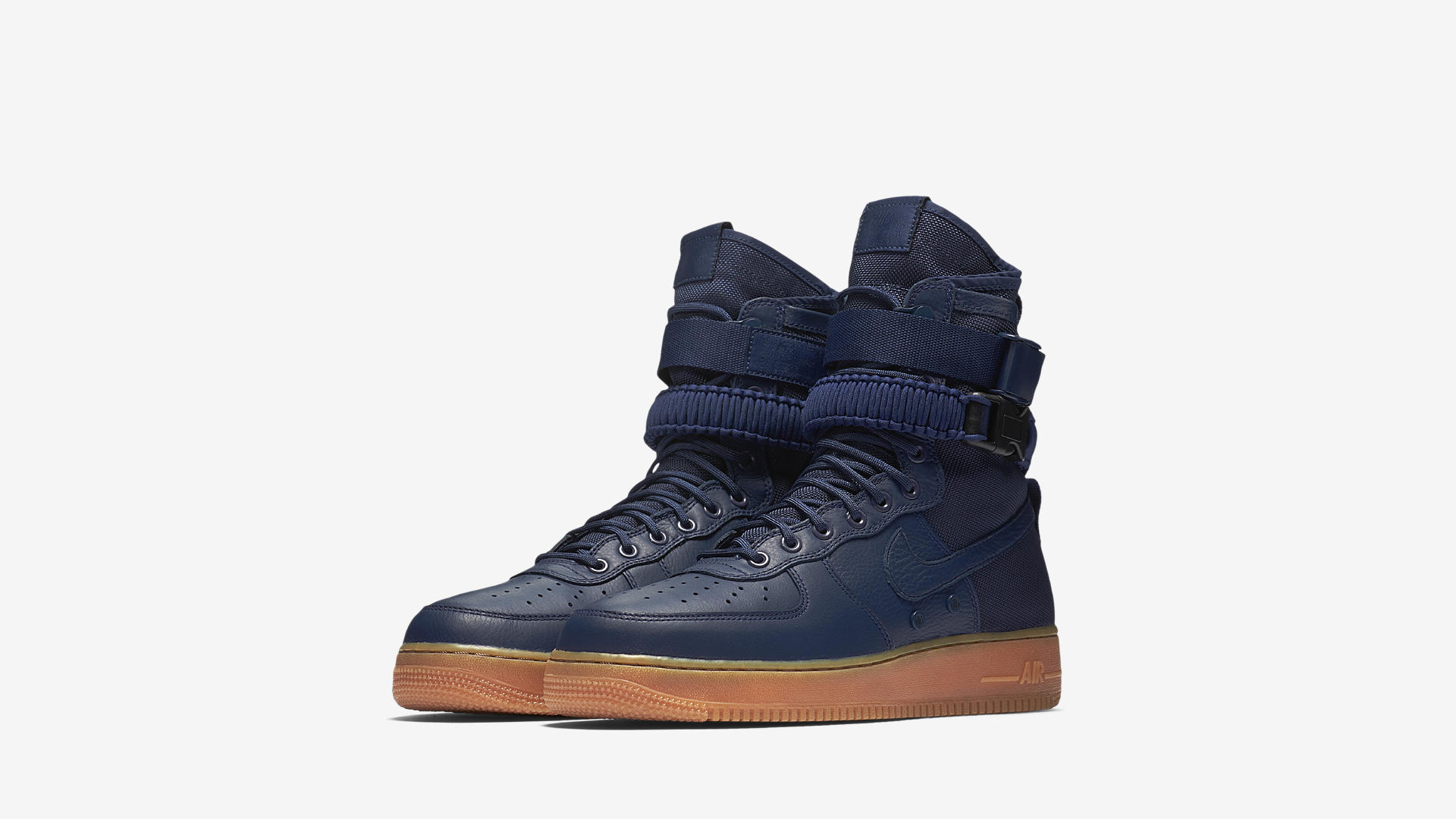 864024 400 Nike SF Air Force 1 Midnight Navy 4