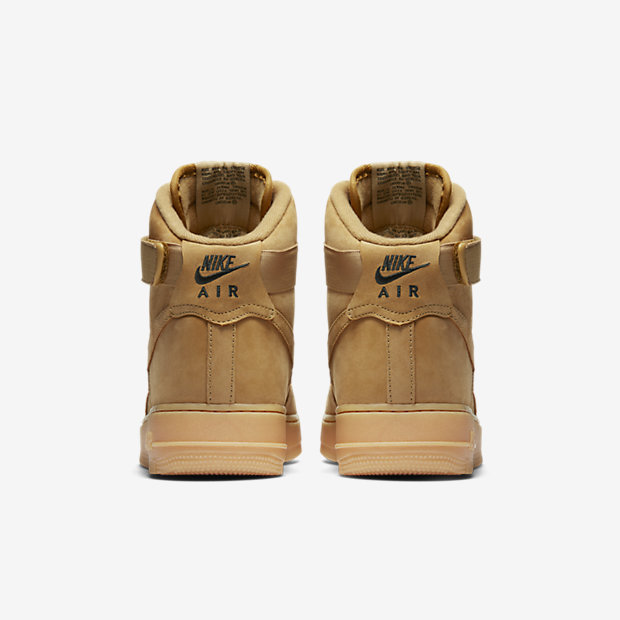 882096 200 Nike Air Force 1 High Flax 1