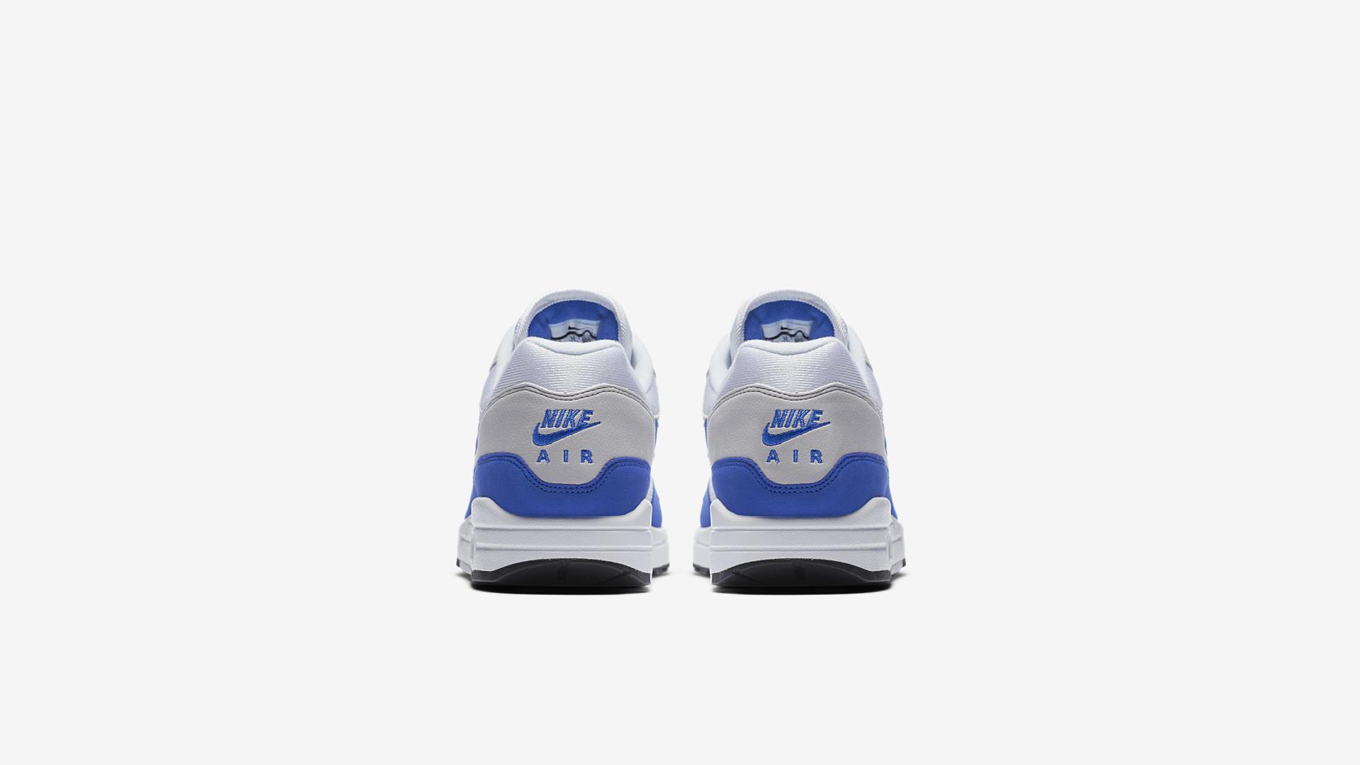 908375 102 Nike Air Max 1 Anniversary Game Royal 1