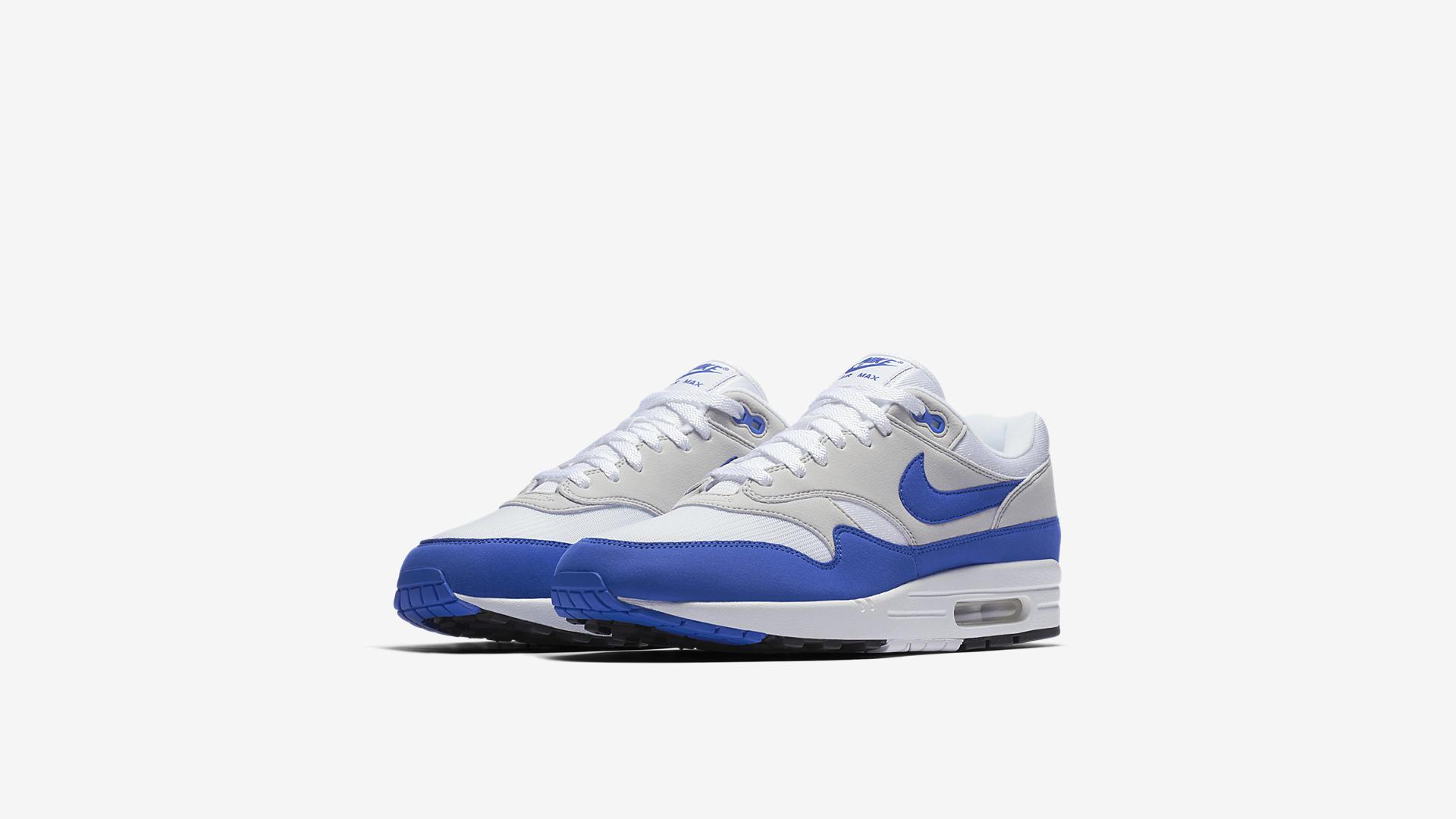908375 102 Nike Air Max 1 Anniversary Game Royal 5