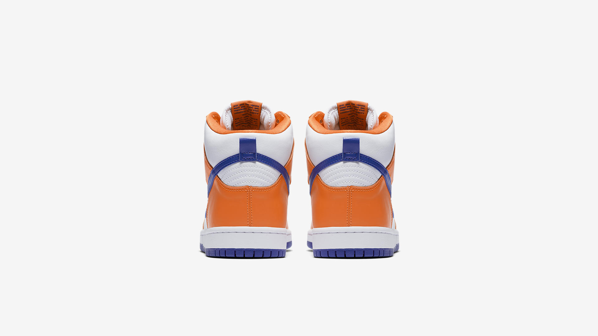 AH0471 841 Nike SB Dunk High Supa 5