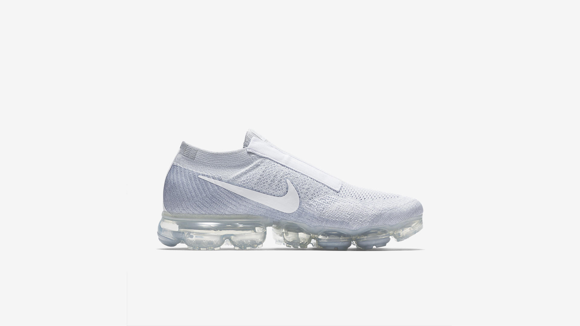 AQ0581 002 Nike Air VaporMax Laceless Pure Platinum 4