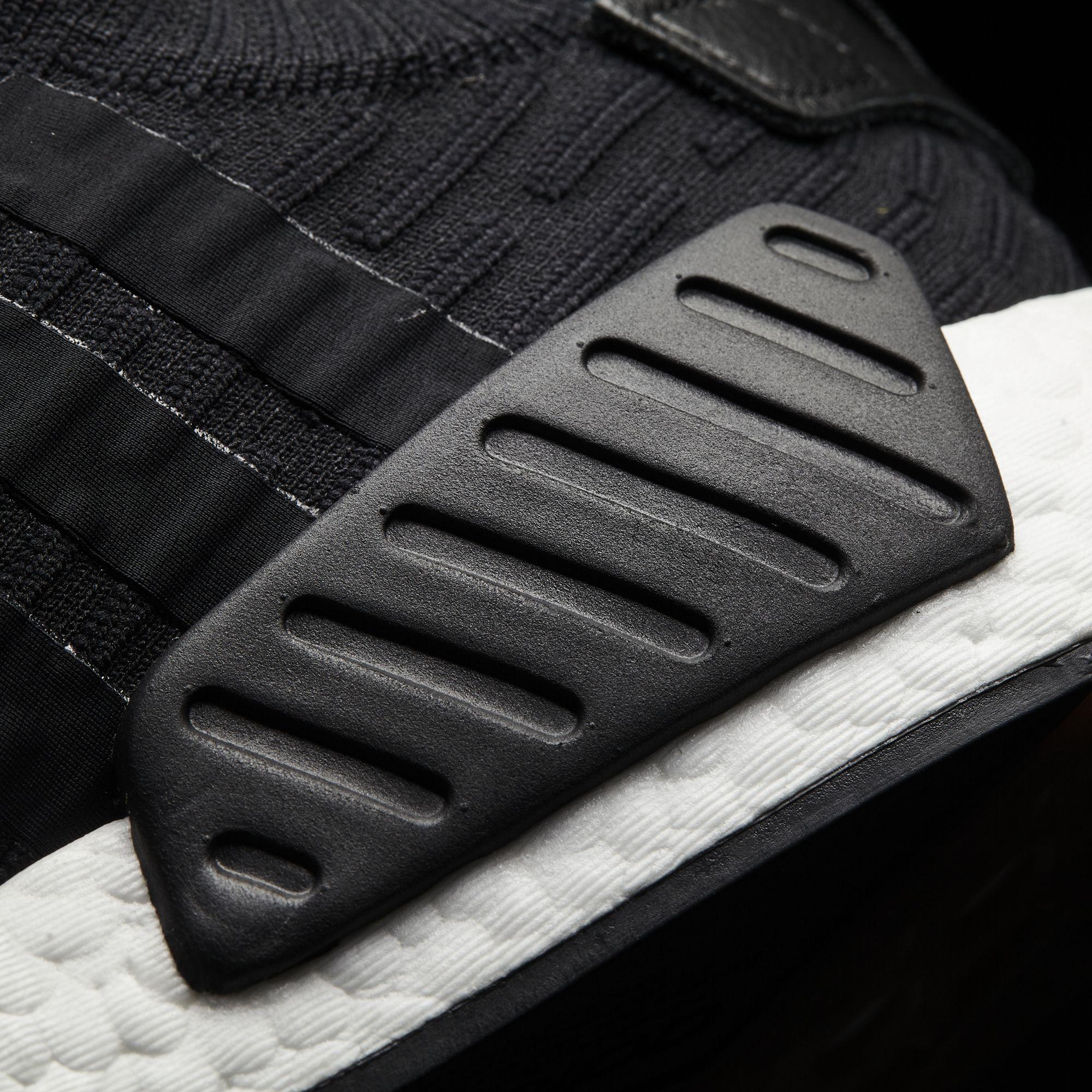 BY9696 adidas NMD R2 Primeknit Core Black 5