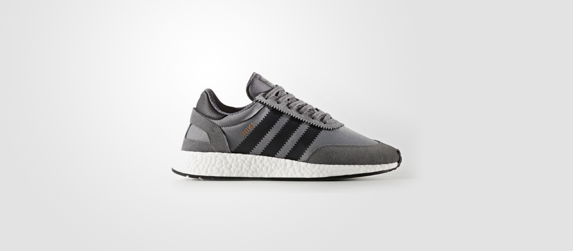 BY9732 adidas Iniki Runner Grey Four