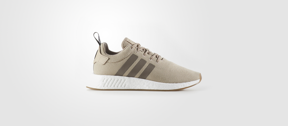 BY9916 adidas NMD R2 Simple Brown