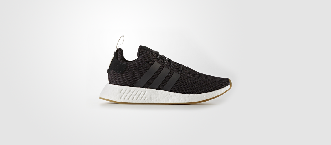 BY9917 adidas NMD R2 Utility Black