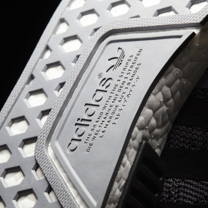 CQ1863 adidas NMD R1 Primeknit Core Black White 6