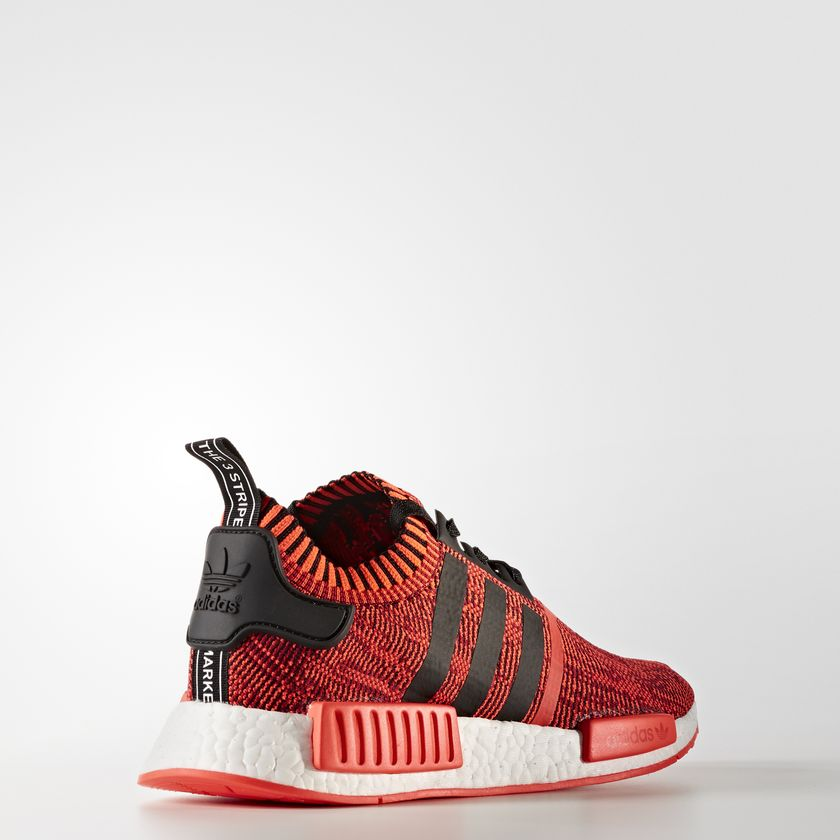 CQ1865 adidas NMD R1 Primeknit Red Apple 4
