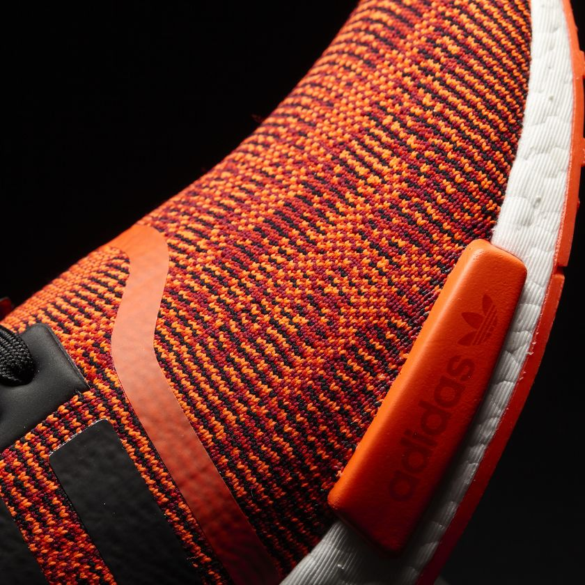 CQ1865 adidas NMD R1 Primeknit Red Apple 6