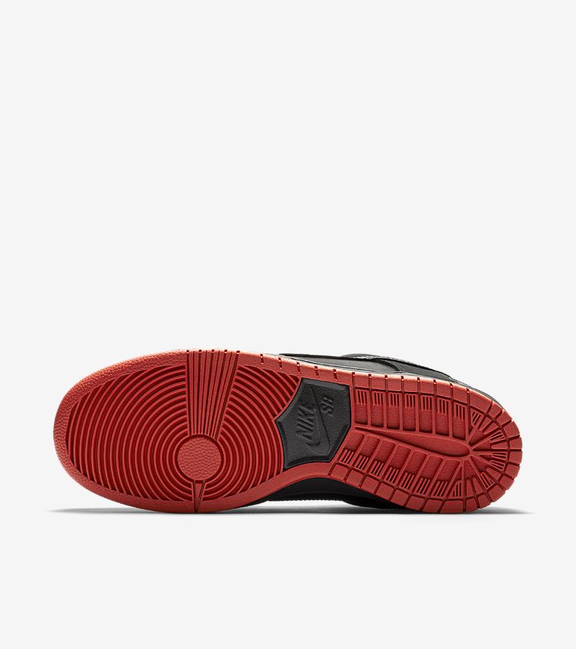 883232 008 Nike SB Dunk Low Pro Black Pigeon 2