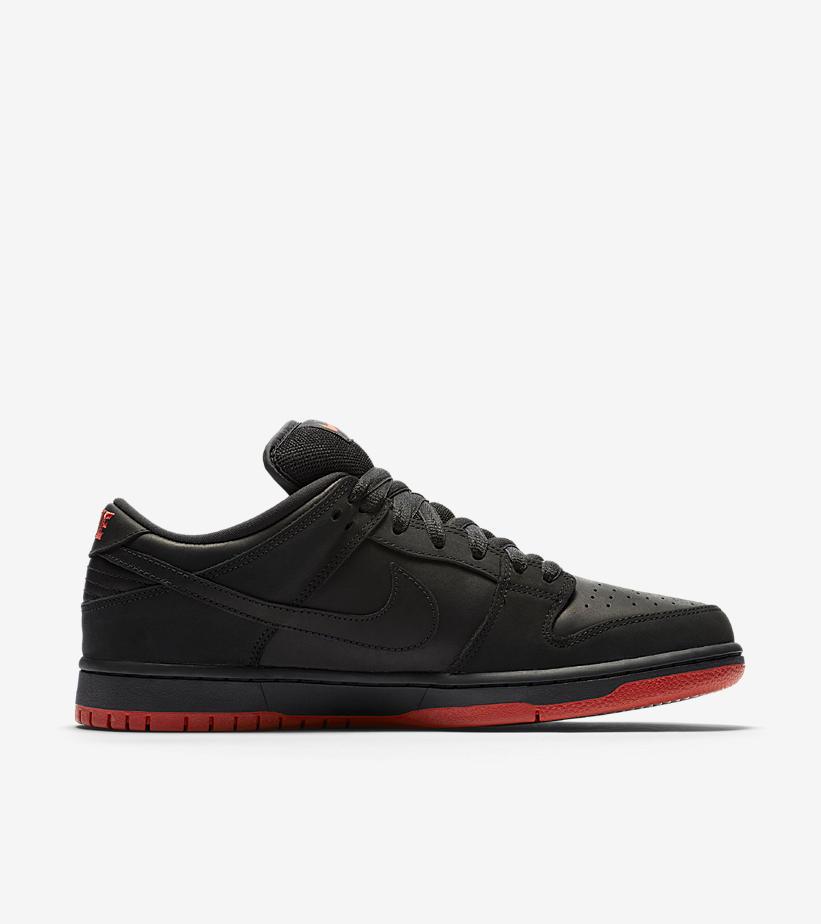 883232 008 Nike SB Dunk Low Pro Black Pigeon 3