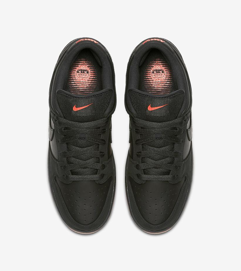 883232 008 Nike SB Dunk Low Pro Black Pigeon 4