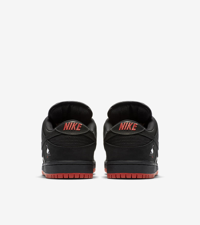 883232 008 Nike SB Dunk Low Pro Black Pigeon 5