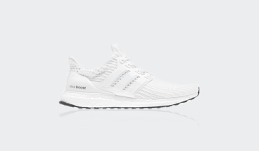 adidas Ultra Boost 4.0 – All White