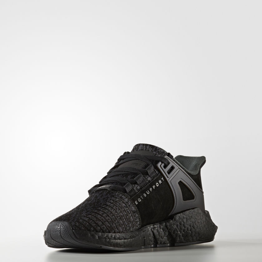 BY9512 adidas EQT Support 93 17 Triple Black 3