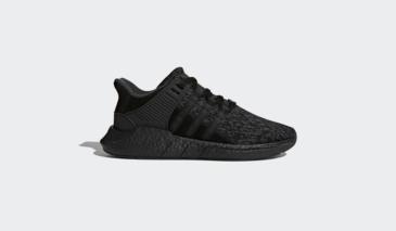 adidas EQT Support 93/17 – Triple Black