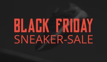 Black Friday Sneaker-Sale 2017