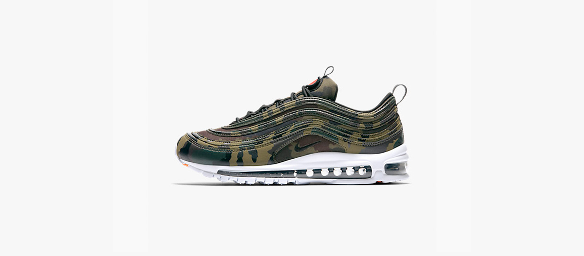 AJ2614 200 Nike Air Max 97 France Country Camo Pack