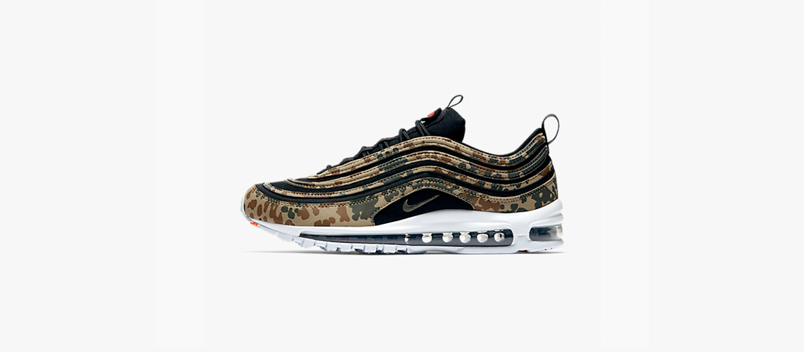 AJ2614 204 Nike Air Max 97 Germany Country Camo Pack
