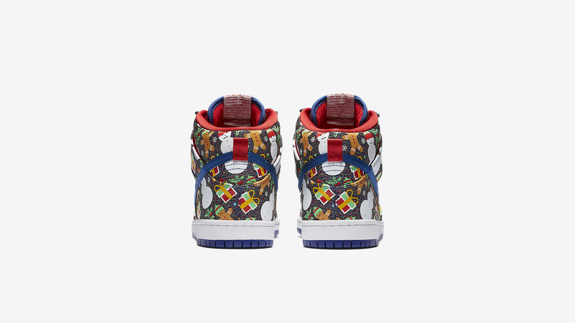 Concepts x Nike SB Dunk Pro High Ugly Sweater 2