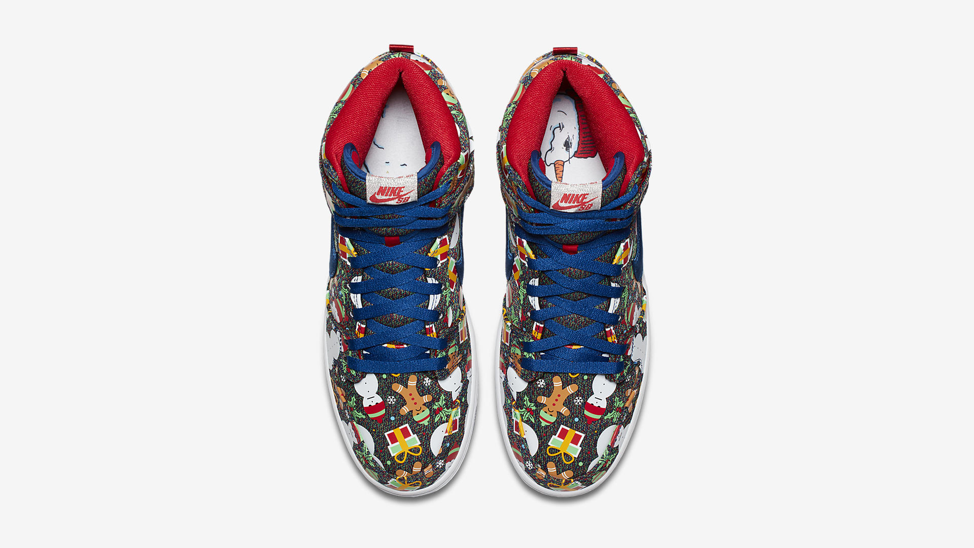 Concepts x Nike SB Dunk Pro High Ugly Sweater 3