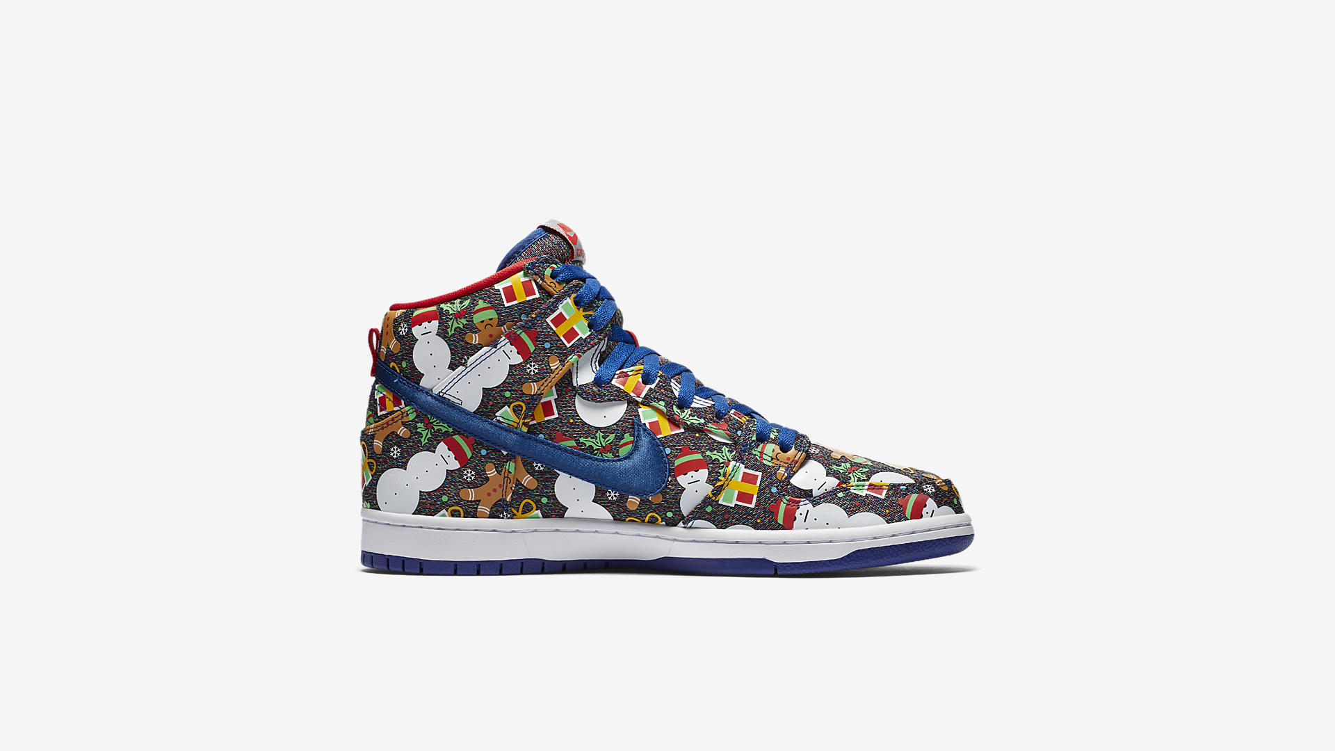 Concepts x Nike SB Dunk Pro High Ugly Sweater 4