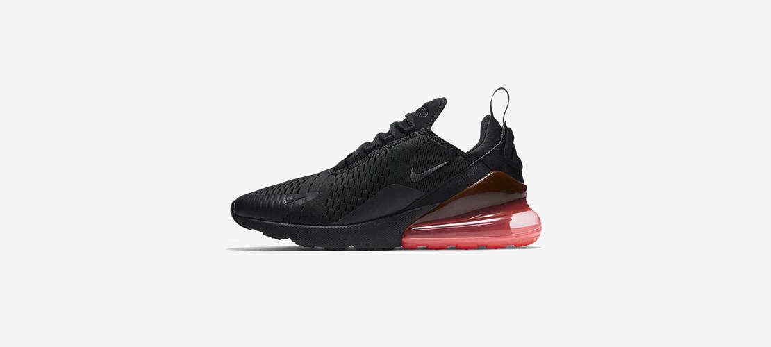 AH8050 010 Nike Air Max 270 Black Hot Punch 1110x500