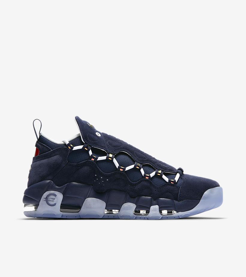 AJ7383 400 Nike Air More Money Euros 2