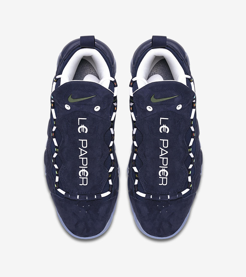 AJ7383 400 Nike Air More Money Euros 3