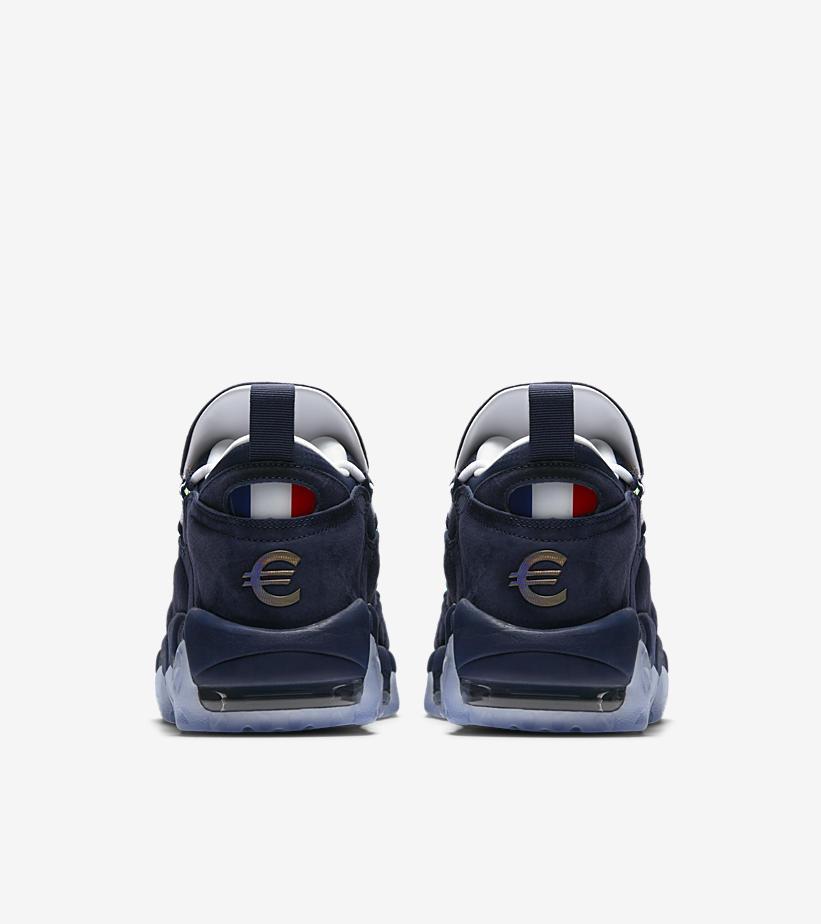 AJ7383 400 Nike Air More Money Euros 4