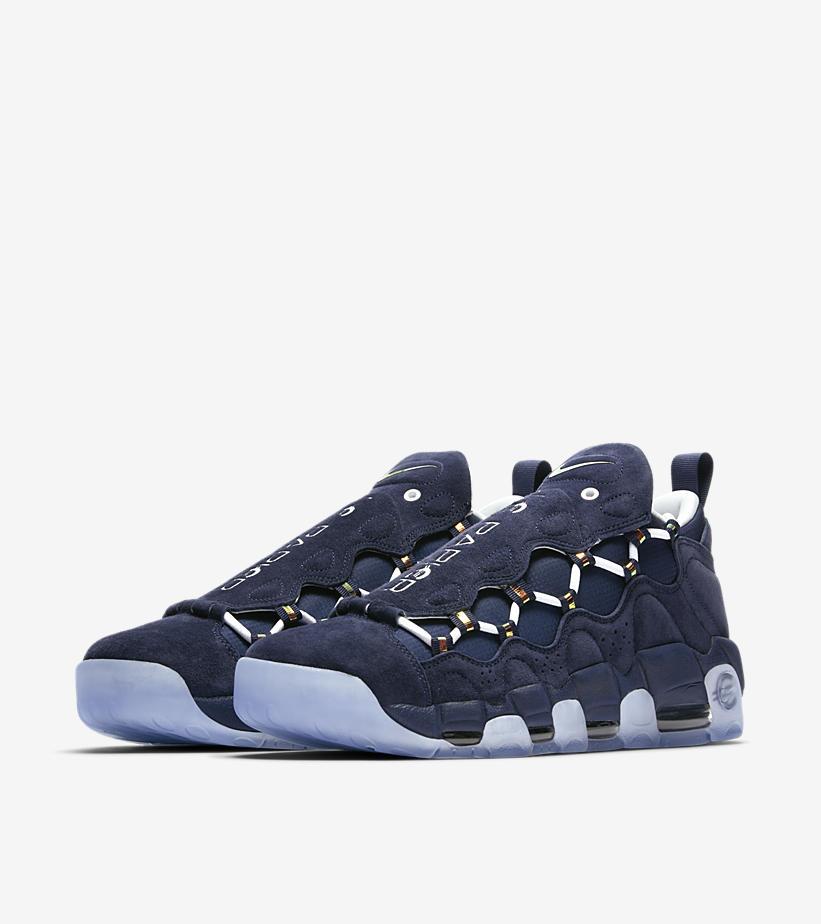 AJ7383 400 Nike Air More Money Euros 5