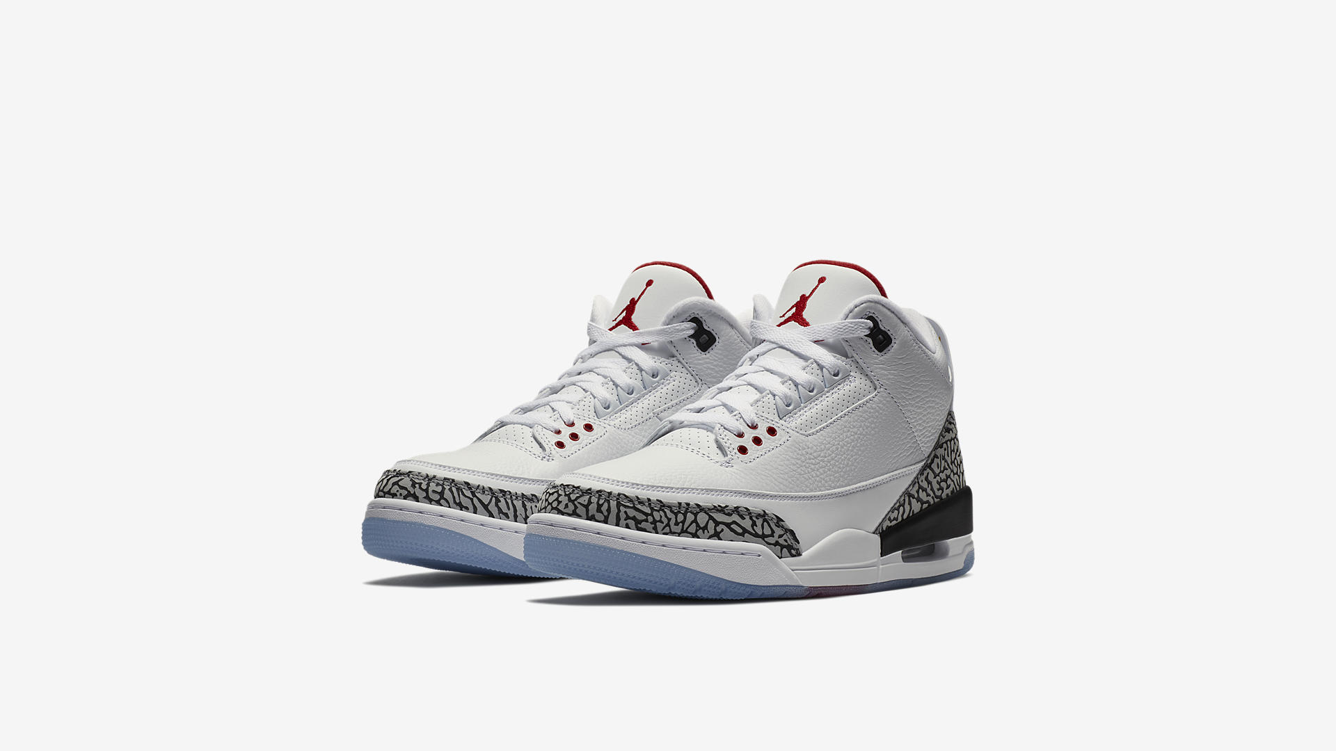 923096 101 Air Jordan 3 Free Throw Line 1