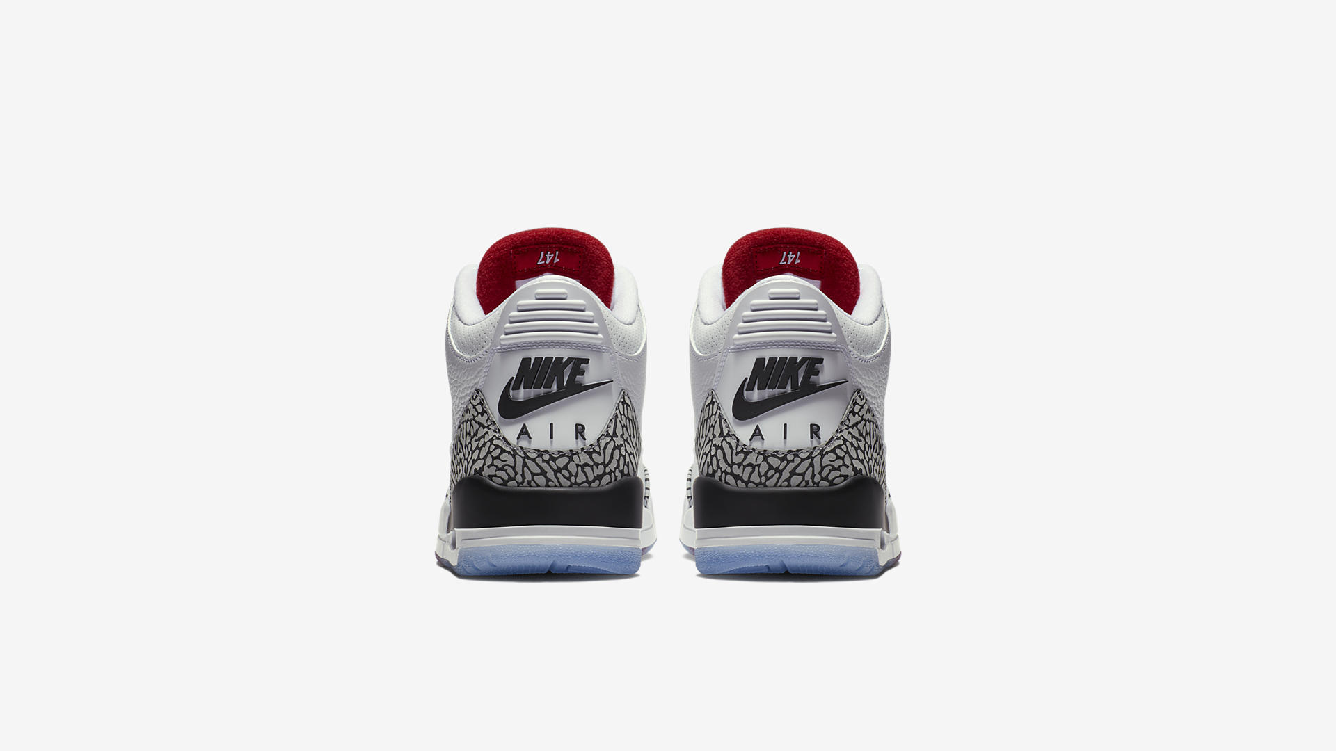 923096 101 Air Jordan 3 Free Throw Line 2