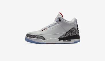 Air Jordan 3 – Free Throw Line