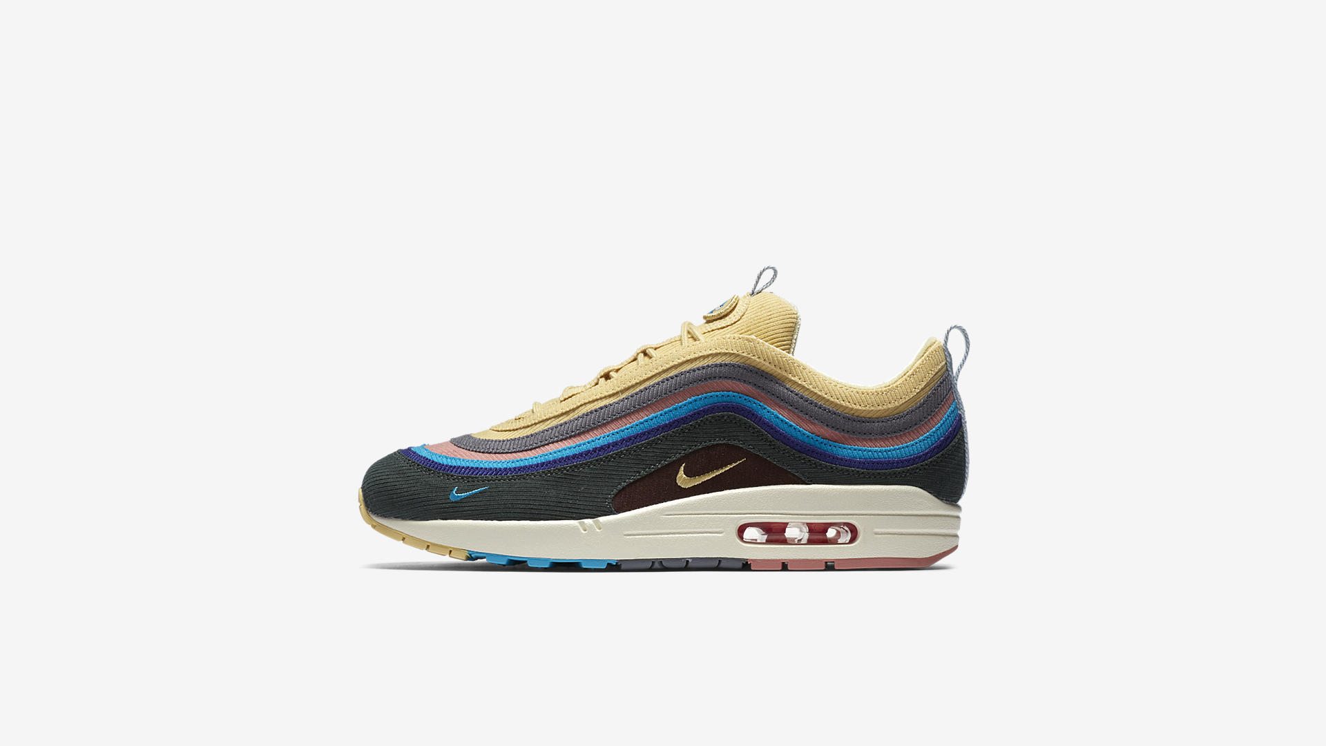 AJ4219 400 Nike Air Max 1 97 Sean Wotherspoon 5