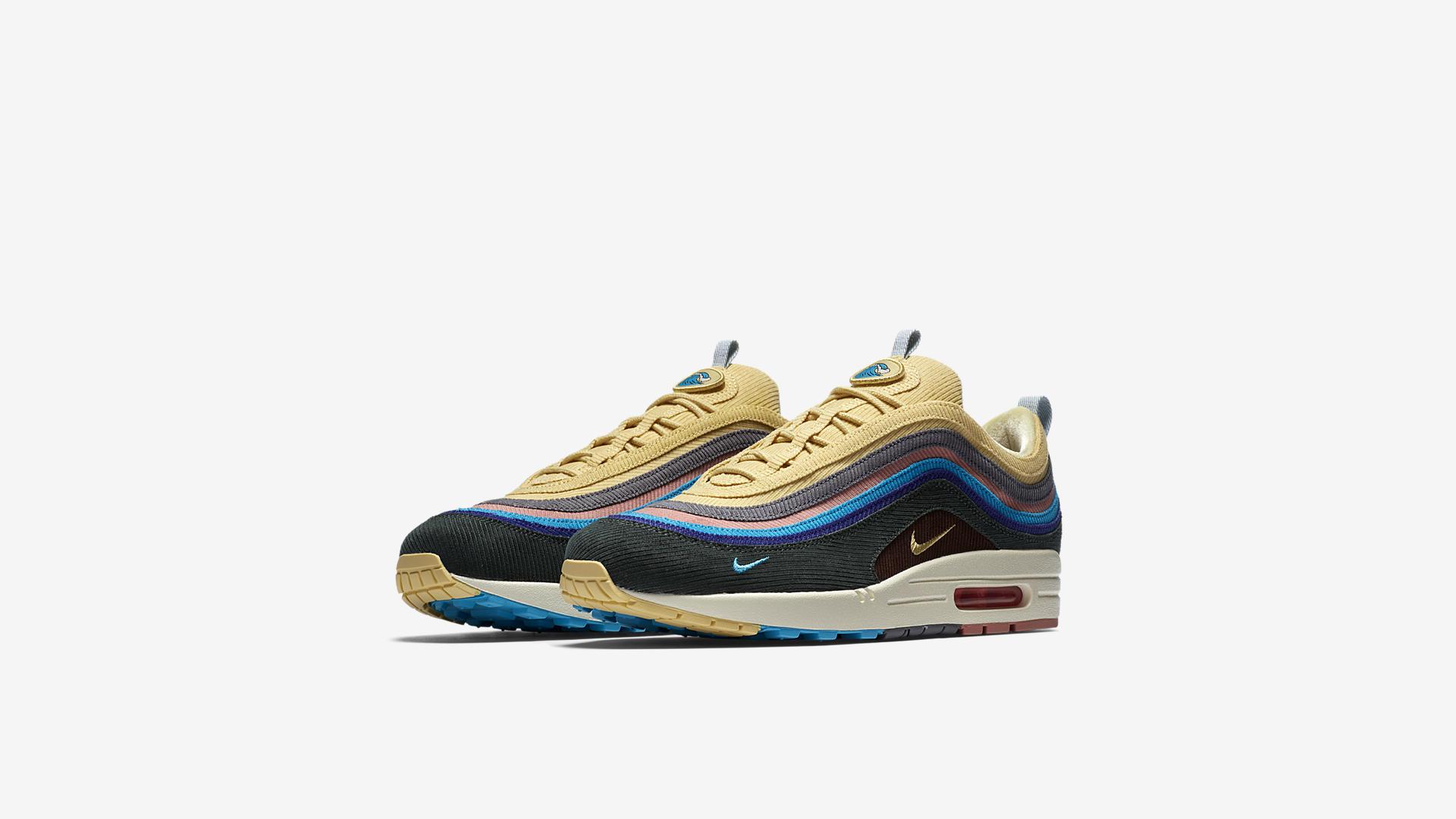 AJ4219 400 Nike Air Max 1 97 Sean Wotherspoon 6