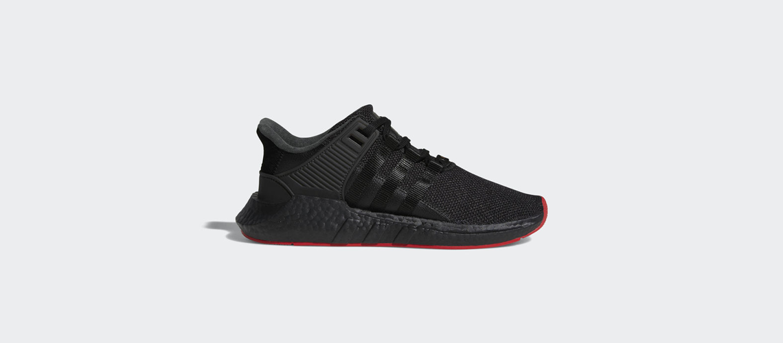 CQ2394 adidas EQT Support 93 17 Triple Black