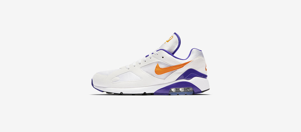 615287 101 Nike Air Max 180 Bright Ceramic