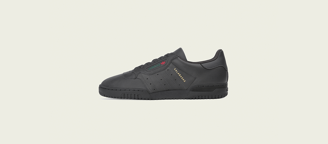 CG6420 adidas YEEZY POWERPHASE Black