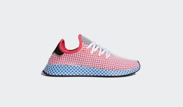 adidas Deerupt Runner – Solar Red