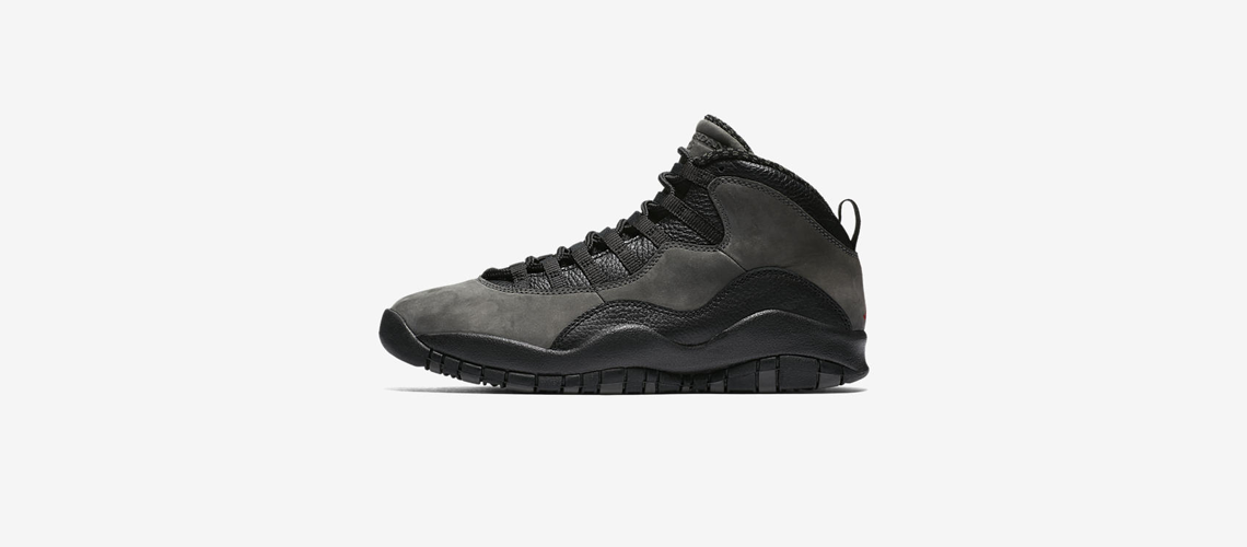310805 002 Air Jordan 10 Retro Shadow