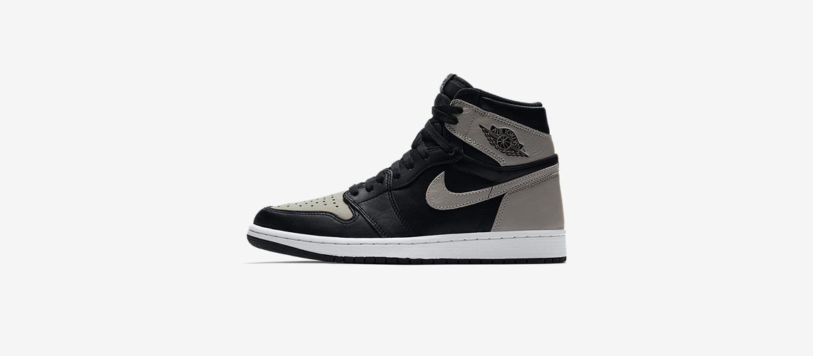 555088 013 Air Jordan 1 Retro High OG Shadow