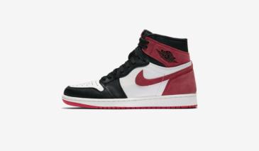 Air Jordan 1 – Track Red