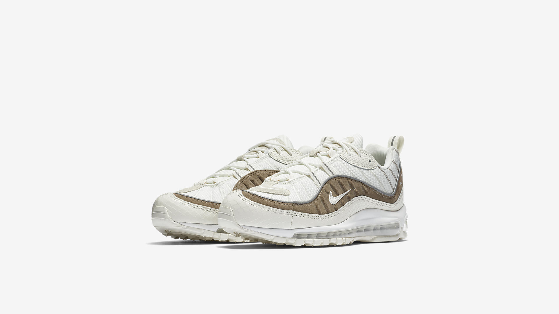 AO9380 100 Nike Air Max 98 Sail Cream 1